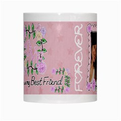This Is My Best Friend Forever Mug By Claire Mcallen   White Mug   Flw0m0lxvwvg   Www Artscow Com Center