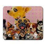 Dogs Are Fun  Large Mousepad