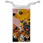 Dogs Are Fun  Jewelry Bag