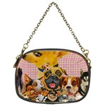 Dogs Are Fun  Chain Purse (One Side)