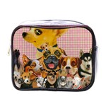 Dogs Are Fun  Mini Toiletries Bag (One Side)
