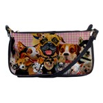 Dogs Are Fun  Shoulder Clutch Bag