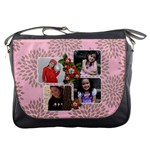 Messenger Bag -Multi Pics