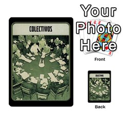 Kgb 1   Jack 2 By Pixatintes   Multi Purpose Cards (rectangle)   8ymciacwhjkt   Www Artscow Com Back 51