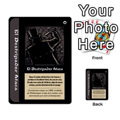 Kgb 1   Jack 2 By Pixatintes   Multi Purpose Cards (rectangle)   8ymciacwhjkt   Www Artscow Com Front 7