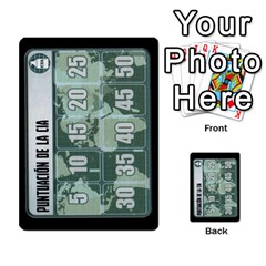 Kgb 1   Jack 2 By Pixatintes   Multi Purpose Cards (rectangle)   8ymciacwhjkt   Www Artscow Com Front 9
