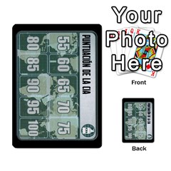 Kgb 1   Jack 2 By Pixatintes   Multi Purpose Cards (rectangle)   8ymciacwhjkt   Www Artscow Com Back 9