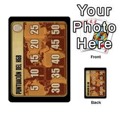 Kgb 1   Jack 2 By Pixatintes   Multi Purpose Cards (rectangle)   8ymciacwhjkt   Www Artscow Com Front 10