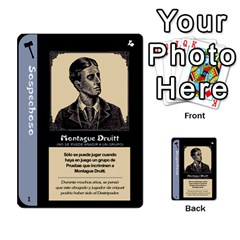 Kgb 1   Jack 2 By Pixatintes   Multi Purpose Cards (rectangle)   8ymciacwhjkt   Www Artscow Com Front 2