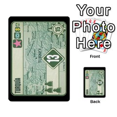 Kgb 1   Jack 2 By Pixatintes   Multi Purpose Cards (rectangle)   8ymciacwhjkt   Www Artscow Com Front 11