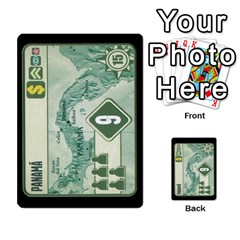 Kgb 1   Jack 2 By Pixatintes   Multi Purpose Cards (rectangle)   8ymciacwhjkt   Www Artscow Com Front 13