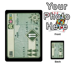 Kgb 1   Jack 2 By Pixatintes   Multi Purpose Cards (rectangle)   8ymciacwhjkt   Www Artscow Com Front 16