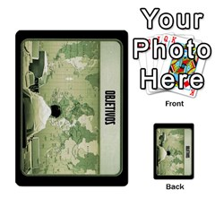 Kgb 1   Jack 2 By Pixatintes   Multi Purpose Cards (rectangle)   8ymciacwhjkt   Www Artscow Com Back 16