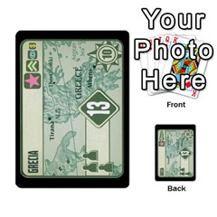 Kgb 1   Jack 2 By Pixatintes   Multi Purpose Cards (rectangle)   8ymciacwhjkt   Www Artscow Com Front 19