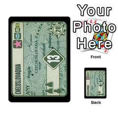 Kgb 1   Jack 2 By Pixatintes   Multi Purpose Cards (rectangle)   8ymciacwhjkt   Www Artscow Com Front 24