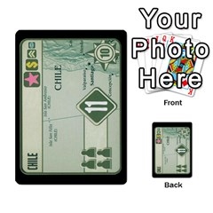 Kgb 1   Jack 2 By Pixatintes   Multi Purpose Cards (rectangle)   8ymciacwhjkt   Www Artscow Com Front 25