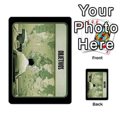 Kgb 1   Jack 2 By Pixatintes   Multi Purpose Cards (rectangle)   8ymciacwhjkt   Www Artscow Com Back 29