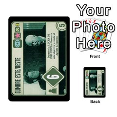Kgb 1   Jack 2 By Pixatintes   Multi Purpose Cards (rectangle)   8ymciacwhjkt   Www Artscow Com Front 30