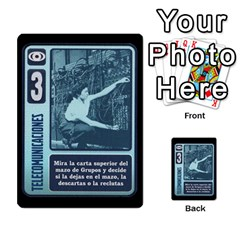 Kgb 1   Jack 2 By Pixatintes   Multi Purpose Cards (rectangle)   8ymciacwhjkt   Www Artscow Com Front 34