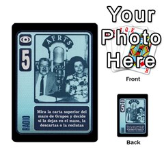 Kgb 1   Jack 2 By Pixatintes   Multi Purpose Cards (rectangle)   8ymciacwhjkt   Www Artscow Com Front 36