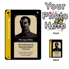 Kgb 1   Jack 2 By Pixatintes   Multi Purpose Cards (rectangle)   8ymciacwhjkt   Www Artscow Com Front 5