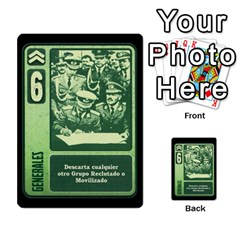Kgb 1   Jack 2 By Pixatintes   Multi Purpose Cards (rectangle)   8ymciacwhjkt   Www Artscow Com Front 43