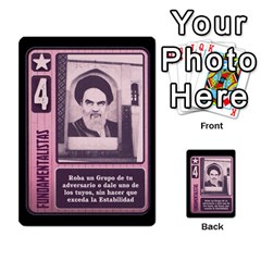 Kgb 1   Jack 2 By Pixatintes   Multi Purpose Cards (rectangle)   8ymciacwhjkt   Www Artscow Com Front 47