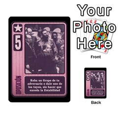 Kgb 1   Jack 2 By Pixatintes   Multi Purpose Cards (rectangle)   8ymciacwhjkt   Www Artscow Com Front 48