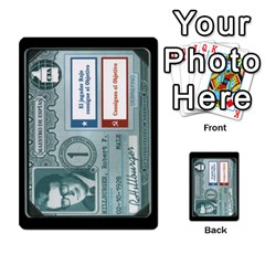 Kgb 2   Battle By Pixatintes   Multi Purpose Cards (rectangle)   Rfczzgx6odak   Www Artscow Com Front 8