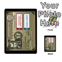 Kgb 2   Battle By Pixatintes   Multi Purpose Cards (rectangle)   Rfczzgx6odak   Www Artscow Com Front 2