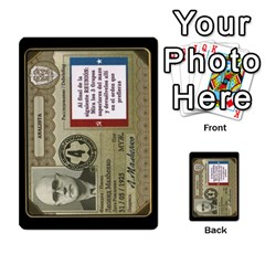 Kgb 2   Battle By Pixatintes   Multi Purpose Cards (rectangle)   Rfczzgx6odak   Www Artscow Com Front 5