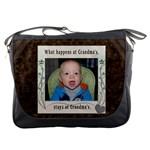 Grandmas Messenger Bag