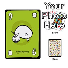 Battle 2 By Pixatintes   Playing Cards 54 Designs   La99oco9mbkp   Www Artscow Com Front - Heart7