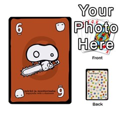 Battle 2 By Pixatintes   Playing Cards 54 Designs   La99oco9mbkp   Www Artscow Com Front - Spade7