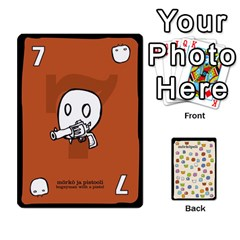 Battle 2 By Pixatintes   Playing Cards 54 Designs   La99oco9mbkp   Www Artscow Com Front - Spade8
