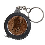 Leather-Look Horse Measuring Tape