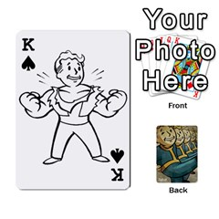 King Falloutdeckcustoma By Brianna   Playing Cards 54 Designs   3k4ufsxoabky   Www Artscow Com Front - SpadeK