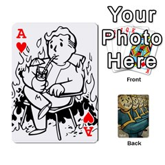 Ace Falloutdeckcustoma By Brianna   Playing Cards 54 Designs   3k4ufsxoabky   Www Artscow Com Front - HeartA