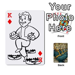 King Falloutdeckcustoma By Brianna   Playing Cards 54 Designs   3k4ufsxoabky   Www Artscow Com Front - DiamondK