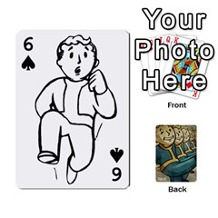 Falloutdeckcustoma By Brianna   Playing Cards 54 Designs   3k4ufsxoabky   Www Artscow Com Front - Spade6