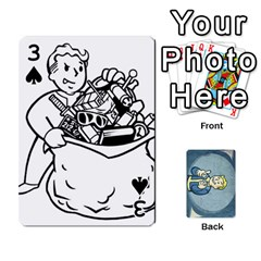 Falloutdeckcustomc By Brianna   Playing Cards 54 Designs   Gb7a645l6vum   Www Artscow Com Front - Spade3