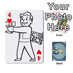 Falloutdeckcustomc By Brianna   Playing Cards 54 Designs   Gb7a645l6vum   Www Artscow Com Front - Heart4