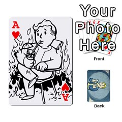 Ace Falloutdeckcustomc By Brianna   Playing Cards 54 Designs   Gb7a645l6vum   Www Artscow Com Front - HeartA