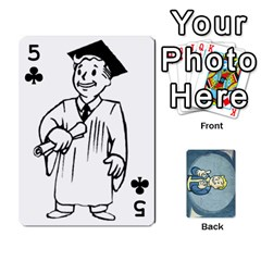 Falloutdeckcustomc By Brianna   Playing Cards 54 Designs   Gb7a645l6vum   Www Artscow Com Front - Club5