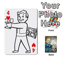 Falloutdeckcustomd By Brianna   Playing Cards 54 Designs   9os9ldaxvlym   Www Artscow Com Front - Heart4