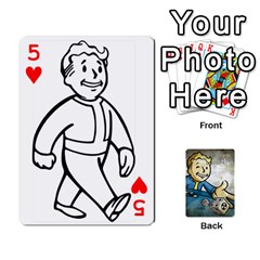 Falloutdeckcustomd By Brianna   Playing Cards 54 Designs   9os9ldaxvlym   Www Artscow Com Front - Heart5