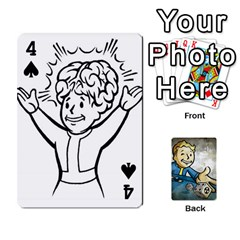 Falloutdeckcustomd By Brianna   Playing Cards 54 Designs   9os9ldaxvlym   Www Artscow Com Front - Spade4