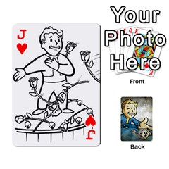 Jack Falloutdeckcustomd By Brianna   Playing Cards 54 Designs   9os9ldaxvlym   Www Artscow Com Front - HeartJ