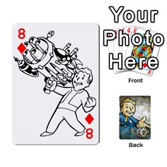 Falloutdeckcustomd By Brianna   Playing Cards 54 Designs   9os9ldaxvlym   Www Artscow Com Front - Diamond8