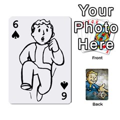 Falloutdeckcustomd By Brianna   Playing Cards 54 Designs   9os9ldaxvlym   Www Artscow Com Front - Spade6